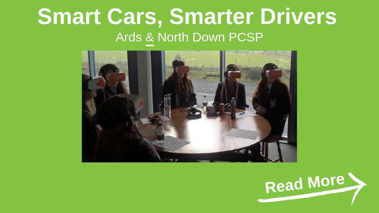 Smart cars smarter drivers