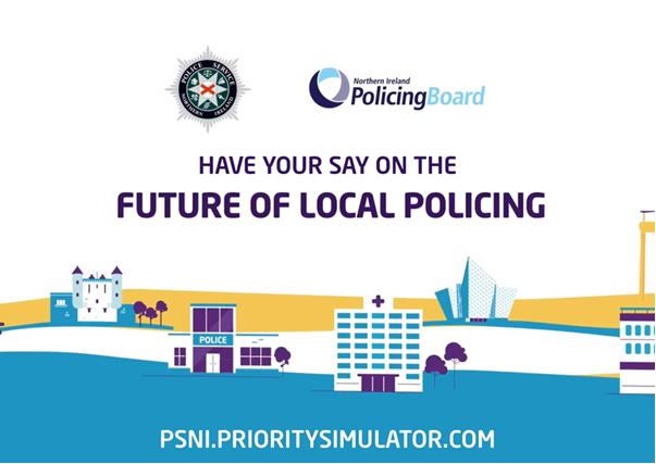 Local Policing Review Flyer